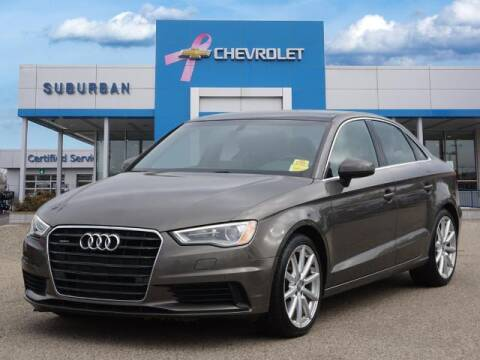 2016 Audi A3 for sale at Suburban Chevrolet of Ann Arbor in Ann Arbor MI