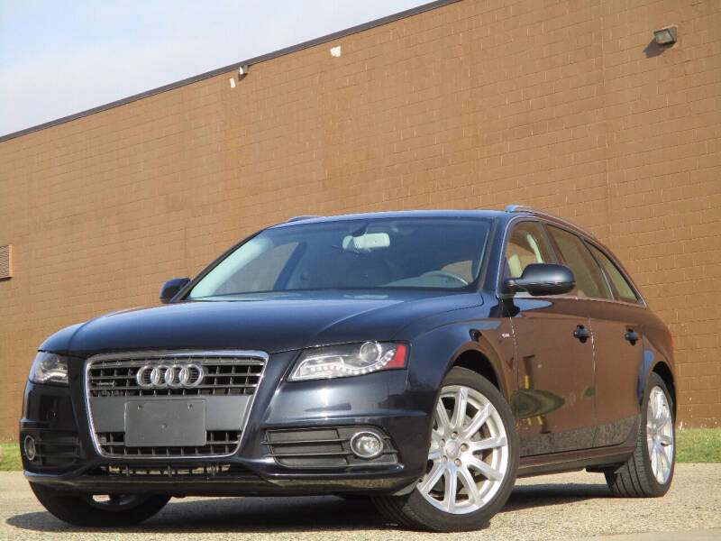 2012 Audi A4 for sale at Autohaus in Royal Oak MI