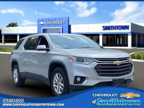 2019 Chevrolet Traverse for sale at CHEVROLET OF SMITHTOWN in Saint James NY