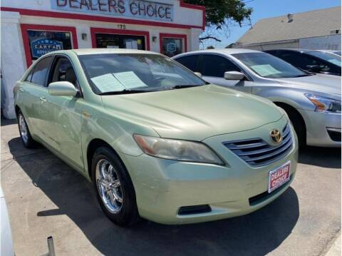 2007 Toyota Camry Hybrid for sale at Dealers Choice Inc in Farmersville CA