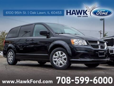 2019 Dodge Grand Caravan for sale at Hawk Ford of Oak Lawn in Oak Lawn IL