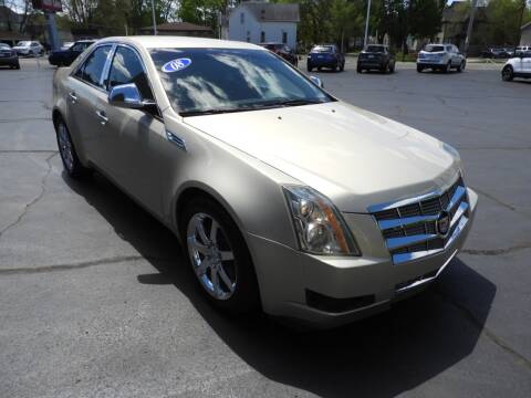 2008 Cadillac CTS for sale at Grant Park Auto Sales in Rockford IL