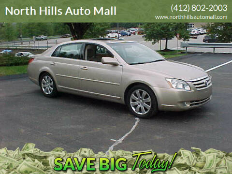 2007 Toyota Avalon for sale at North Hills Auto Mall in Pittsburgh PA