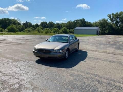 2000 Buick LeSabre for sale at Caruzin Motors in Flint MI