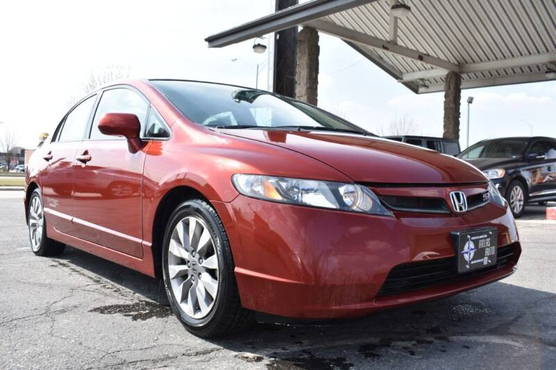 2008 Honda Civic for sale at Atlas Auto in Grand Forks ND