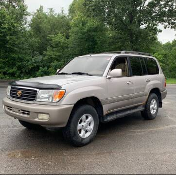 1999 Toyota Land Cruiser for sale at STARLITE AUTO SALES LLC in Amelia OH