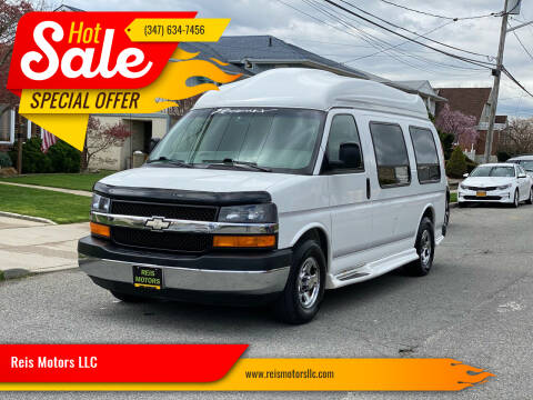 2003 Chevrolet Express Cargo for sale at Reis Motors LLC in Lawrence NY