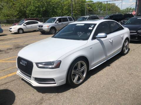 2015 Audi S4 for sale at Clinton MotorCars in Shrewsbury MA