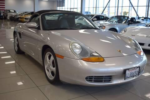 1997 Porsche Boxster for sale at Legend Auto in Sacramento CA