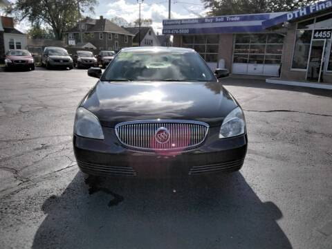 2008 Buick Lucerne for sale at DTH FINANCE LLC in Toledo OH