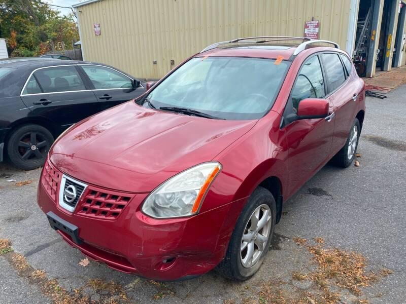 2010 Nissan Rogue for sale at Boris Auto Sales & Repairs in Harrisonburg VA