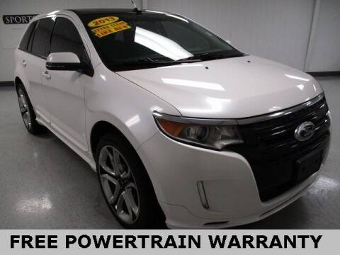 2013 Ford Edge for sale at Sports & Luxury Auto in Blue Springs MO
