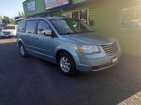 2010 Chrysler Town and Country for sale at Amazing Choice Autos in Sacramento CA