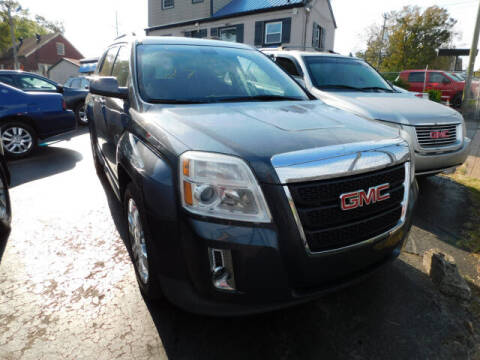 2011 GMC Terrain for sale at WOOD MOTOR COMPANY in Madison TN