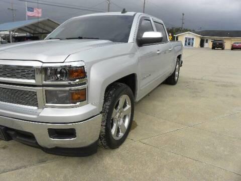 2015 Chevrolet Silverado 1500 for sale at VANN'S AUTO MART in Jesup GA