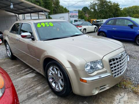 2006 Chrysler 300 for sale at Rocket Center Auto Sales in Mount Carmel TN