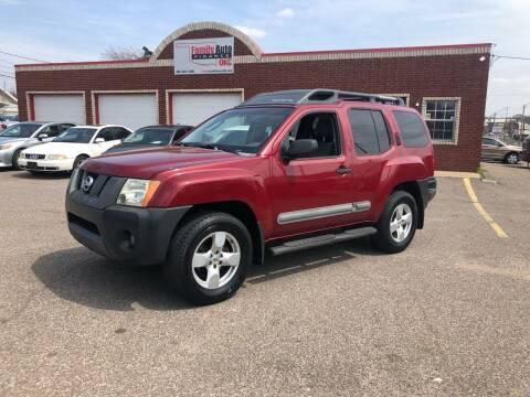 2007 Nissan Xterra for sale at Family Auto Finance OKC LLC in Oklahoma City OK
