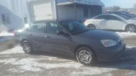 2007 Chevrolet Malibu for sale at Ron Lowman Motors Minot in Minot ND