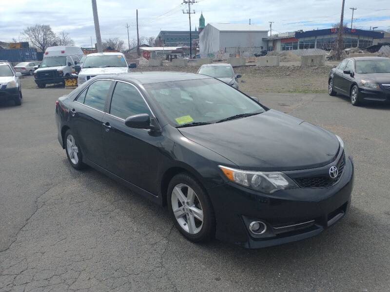 2013 Toyota Camry for sale at Merrimack Motors in Lawrence MA