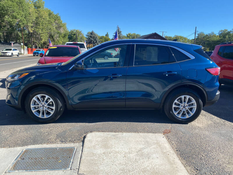 2020 Ford Escape for sale at SOLIS AUTO SALES INC in Elko NV
