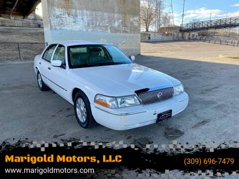 2004 Mercury Grand Marquis for sale at Marigold Motors, LLC in Pekin IL