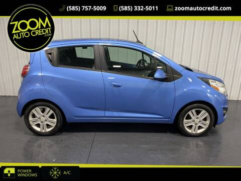 2014 Chevrolet Spark for sale at ZoomAutoCredit.com in Elba NY