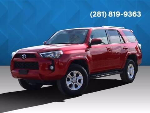 2016 Toyota 4Runner for sale at BIG STAR HYUNDAI in Houston TX