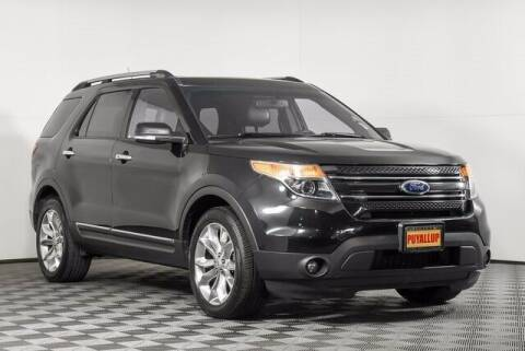 2014 Ford Explorer for sale at Washington Auto Credit in Puyallup WA