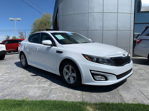 2014 Kia Optima for sale at Berge Auto in Orem UT