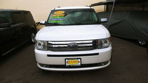 2011 Ford Flex for sale at El Guero Auto Sale in Hawthorne CA