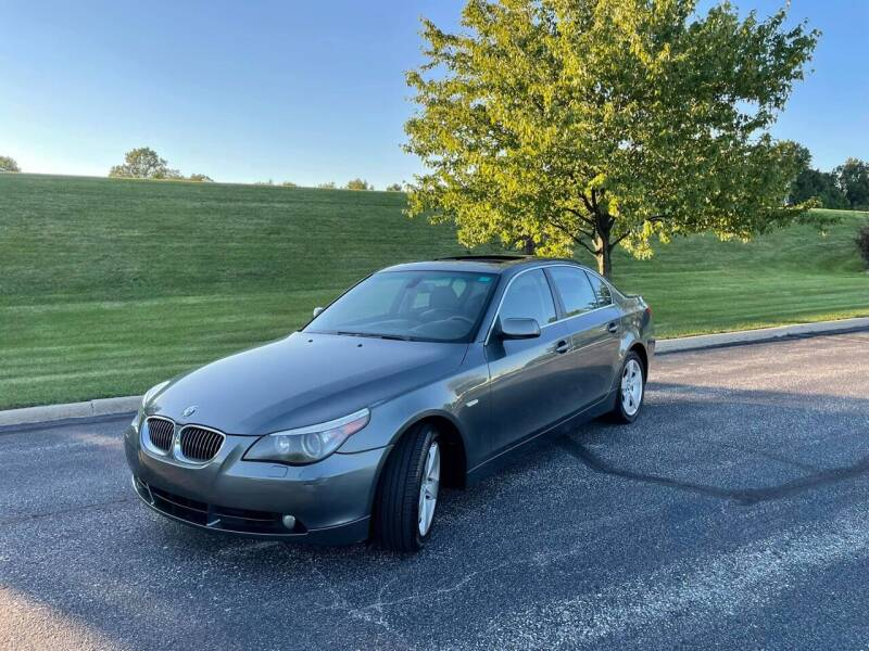 2007 BMW 5 Series for sale at Q and A Motors in Saint Louis MO
