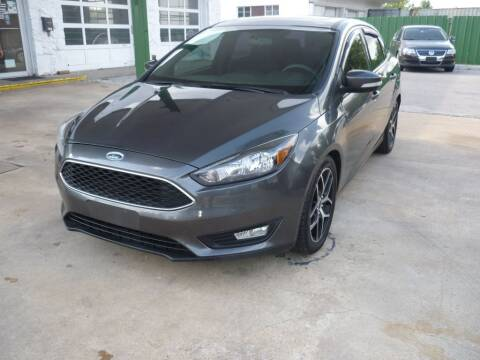 2017 Ford Focus for sale at Auto Outlet Inc. in Houston TX