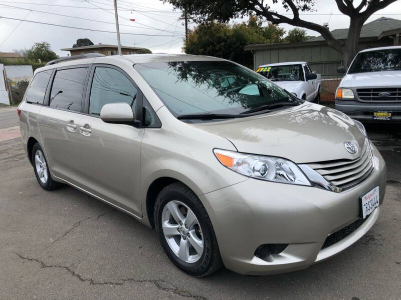 2016 Toyota Sienna for sale at EKE Motorsports Inc. in El Cerrito CA