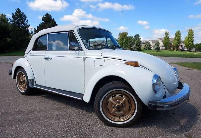 1977 Volkswagen Super Beetle for sale in Waterford, MI