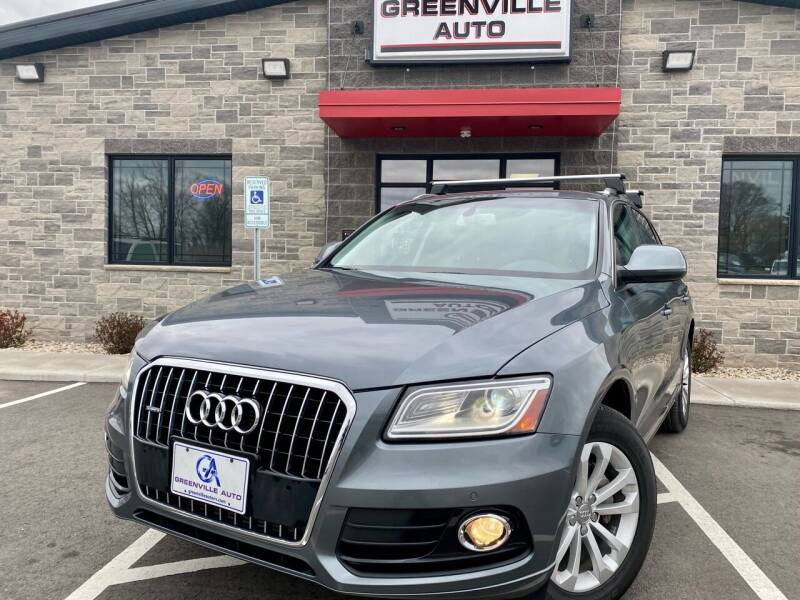2013 Audi Q5 for sale at GREENVILLE AUTO in Greenville WI