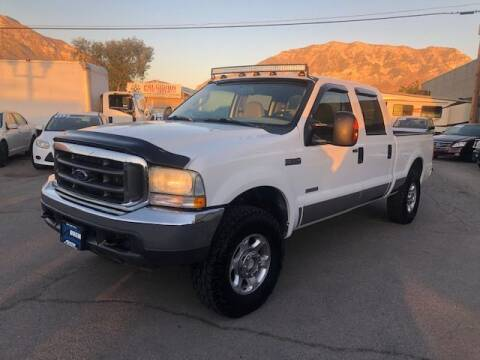 2006 Ford F-250 Super Duty for sale at Orem Auto Outlet in Orem UT