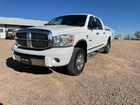 2008 Dodge Ram Pickup 1500 for sale at Northern Car Brokers in Belle Fourche SD