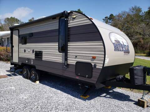 2018 CHEROKEE GREY WOLF for sale at Bay RV Sales - Towable RV`s in Lillian AL