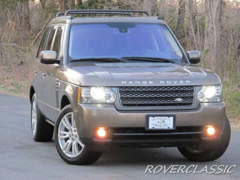 2011 Land Rover Range Rover for sale at Isuzu Classic in Cream Ridge NJ