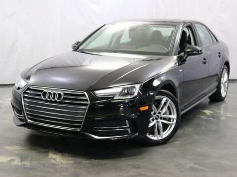 2017 Audi A4 for sale at United Auto Exchange in Addison IL
