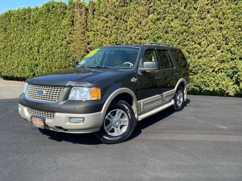 2006 Ford Expedition for sale at Yaktown Motors in Union Gap WA