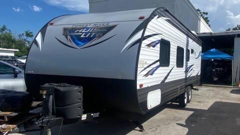 2018 Forest River CRUISE  LITE for sale at Nelivan Auto in Orlando FL