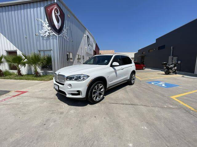 2017 BMW X5 for sale at Barrett Auto Gallery in San Juan TX