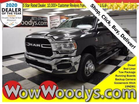2019 RAM Ram Pickup 3500 for sale at WOODY'S AUTOMOTIVE GROUP in Chillicothe MO