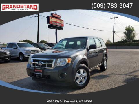 2009 Ford Escape for sale at Grandstand Auto Sales in Kennewick WA