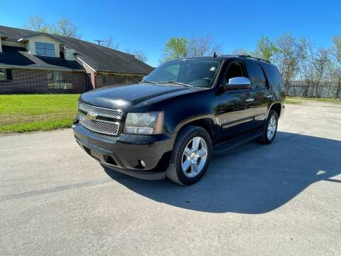 2011 Chevrolet Tahoe for sale at RODRIGUEZ MOTORS CO. in Houston TX