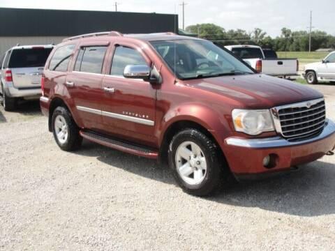 2008 Chrysler Aspen for sale at Frieling Auto Sales in Manhattan KS