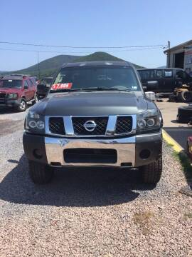 2006 Nissan Titan for sale at Troys Auto Sales in Dornsife PA