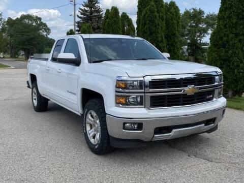 2015 Chevrolet Silverado 1500 for sale at Betten Baker Preowned Center in Twin Lake MI