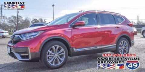 2020 Honda CR-V Hybrid for sale at Courtesy Value Pre-Owned I-49 in Lafayette LA